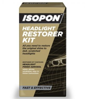 ISOPON P 40 Body Filler for Holes - Box - Restorers Heaven